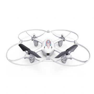 AM-SYSX11C Syma X11C Hornet 2.4GHZ Micro Quadcopter with HD Camera SIlver